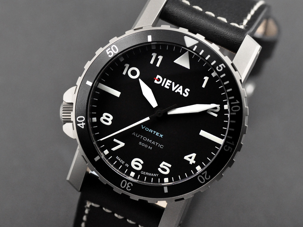dievas watches vortex